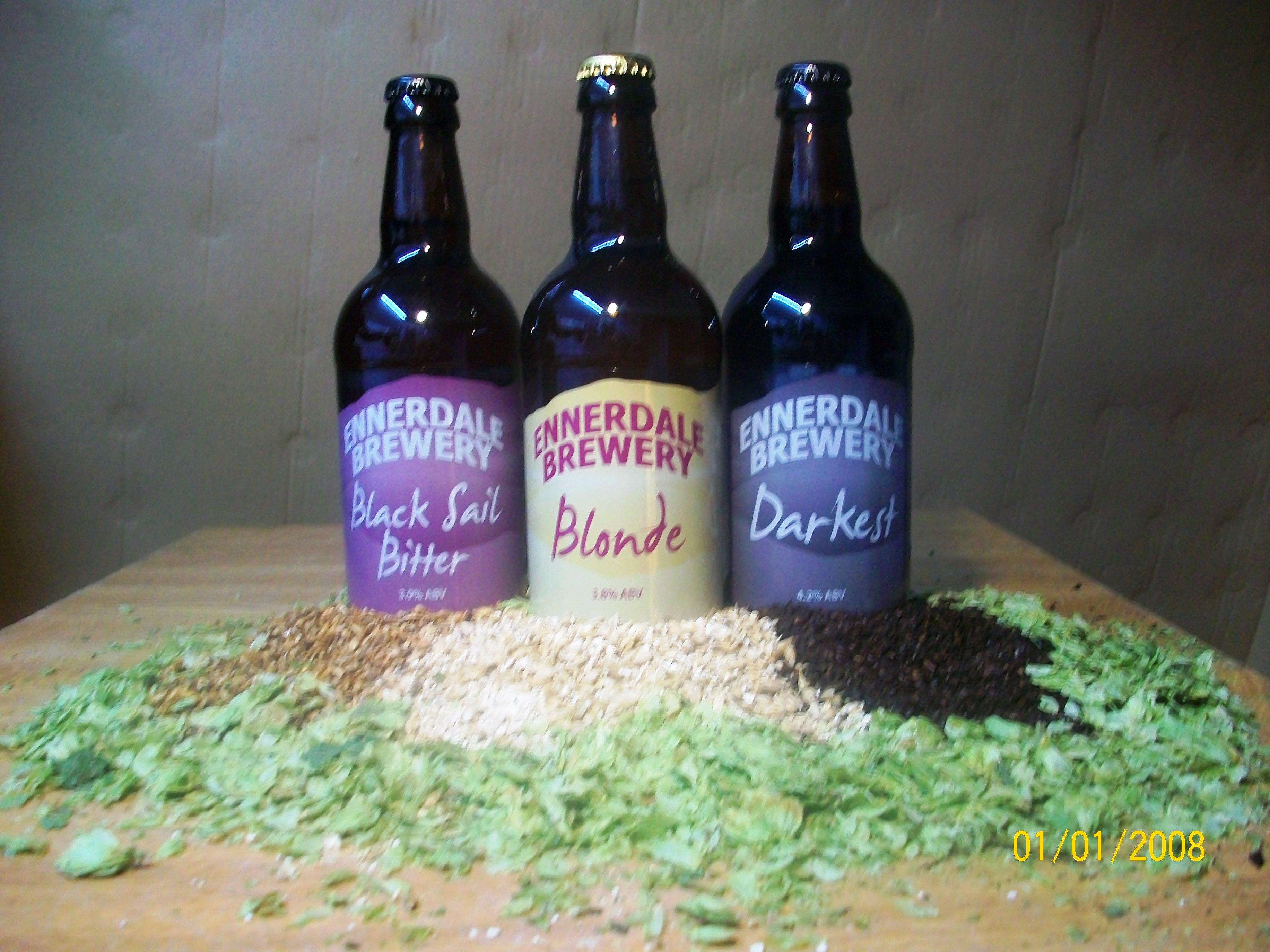 Ennerdale Brewery Bottled Beers