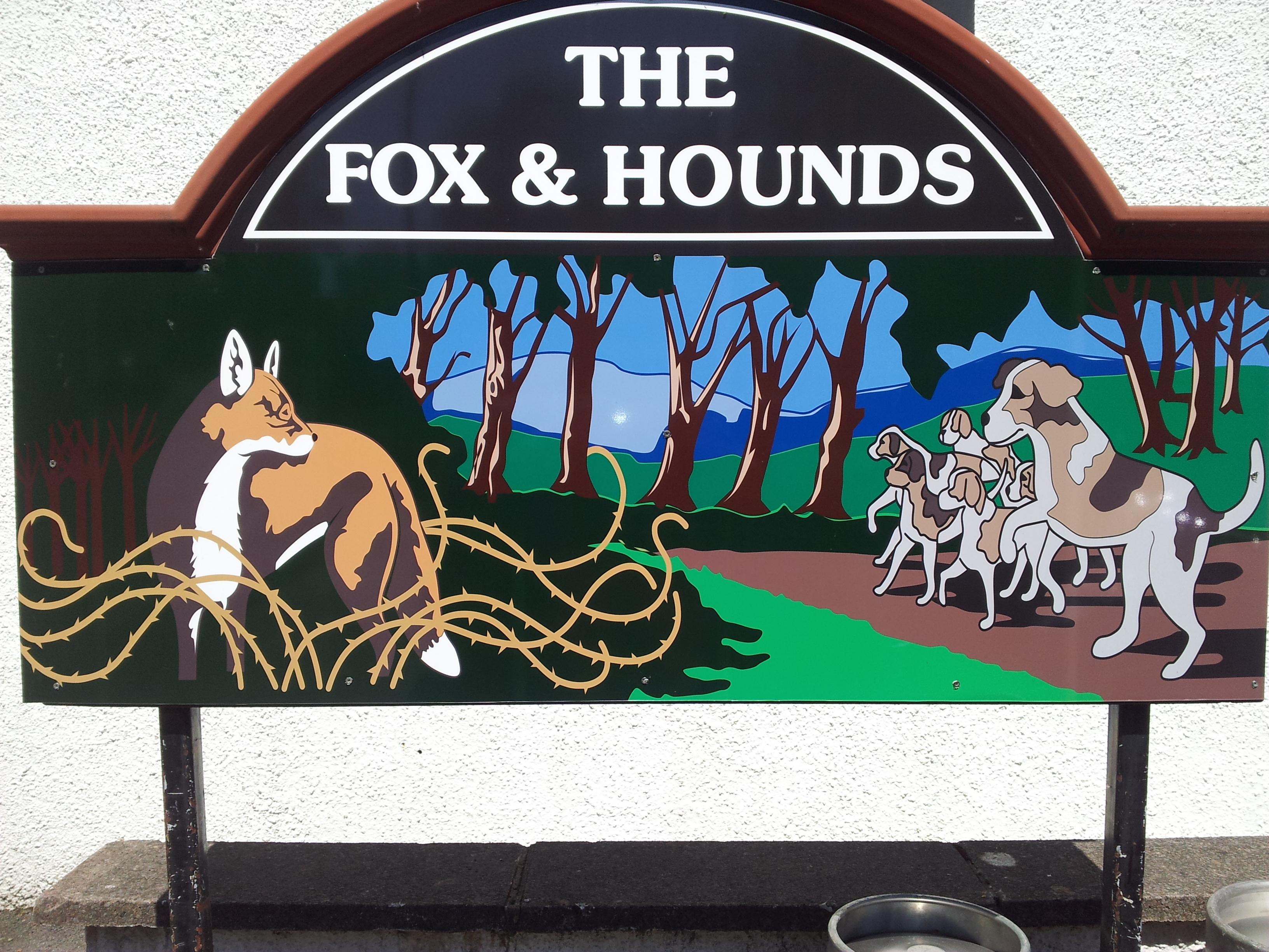 Fox and Hounds - an Ennerdale Hub community run pub