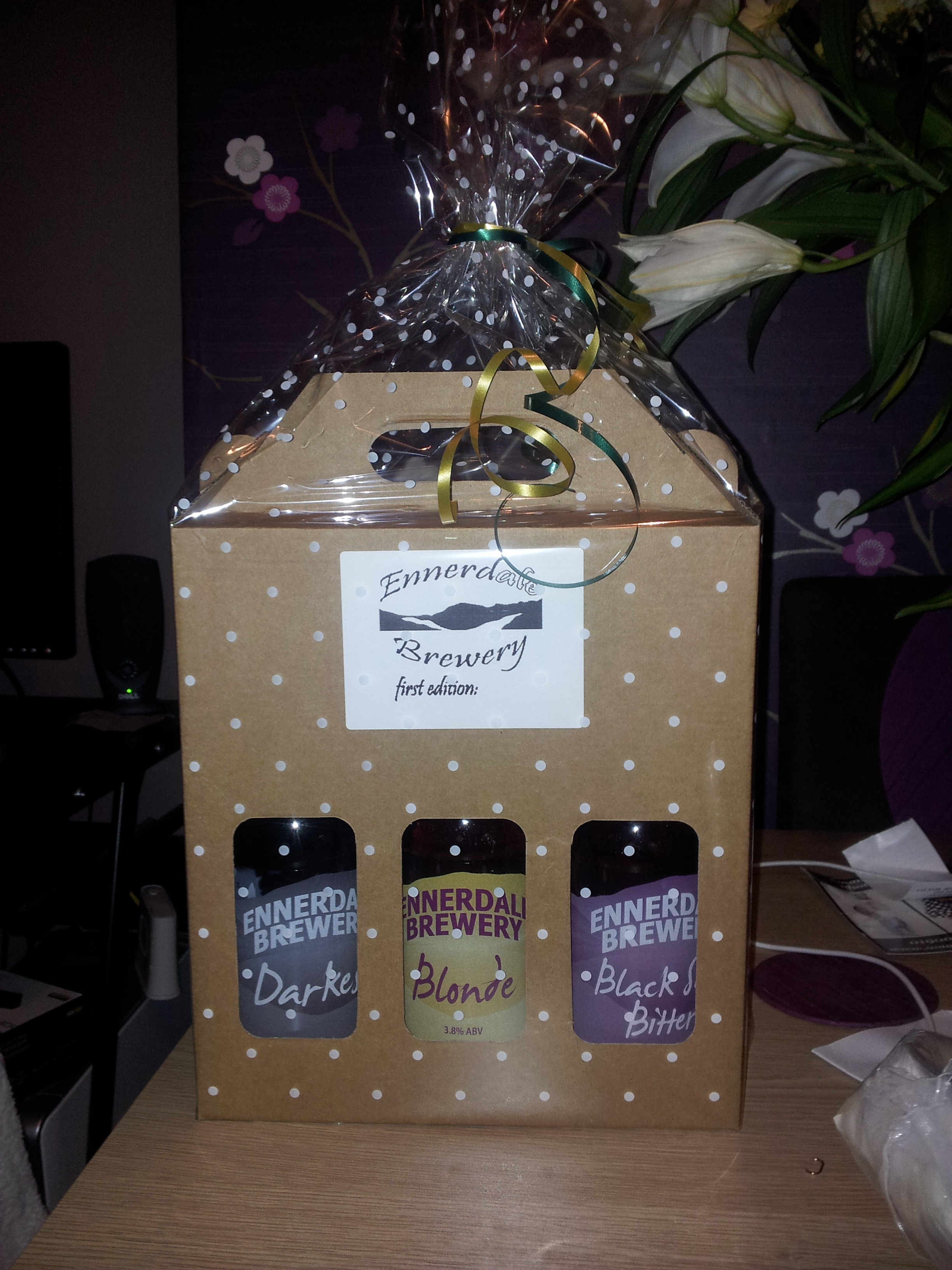 Real Ale Gift Packs from Ennerdale Brewery
