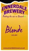 Blonde Pump Clip Ennerdale Brewery