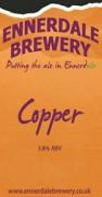 copper pump clip ennerdale brewery