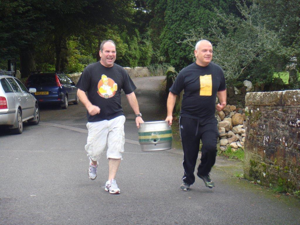 Barrel Run Ennerdale Brewery