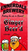 Ginger beerd pump clip snow