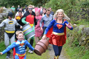 Ennerdale Brewery Charity Barrel Run
