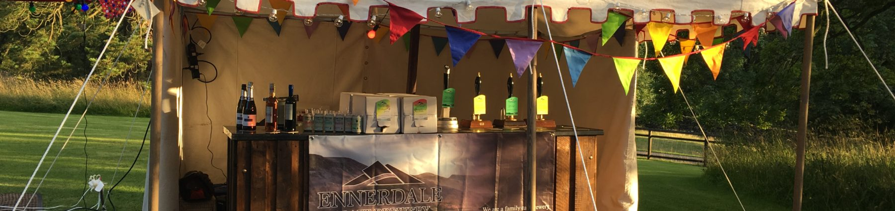 Bar Hire & Hand Pump Hire | Ennerdale Craft Brewery