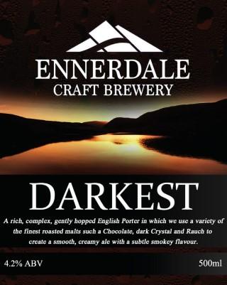 Ennerdale Brewery Darkest