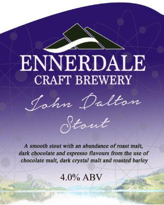Ennerdale Brewery John Dalton Stout