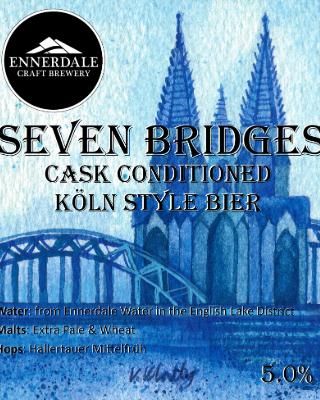 Ennerdale Brewery Seven Bridgs