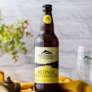 Bottle of Ennerdale Brewery Blonde
