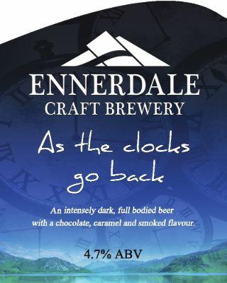 Ennerdale Brewery As the Clocks Go Back