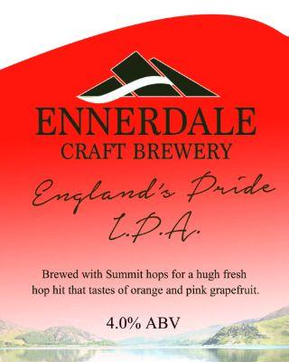 Ennerdale Brewery England's Pride IPA